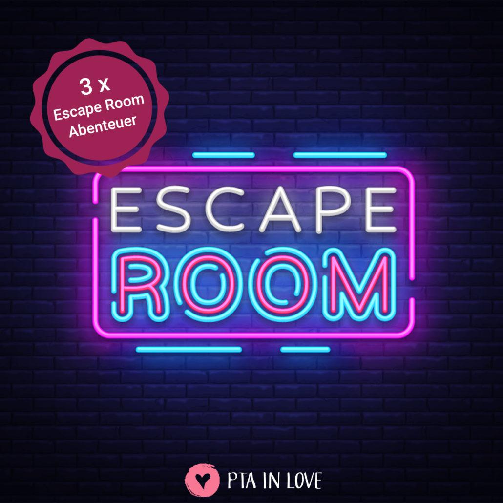 Gewinnspiel Escape Room