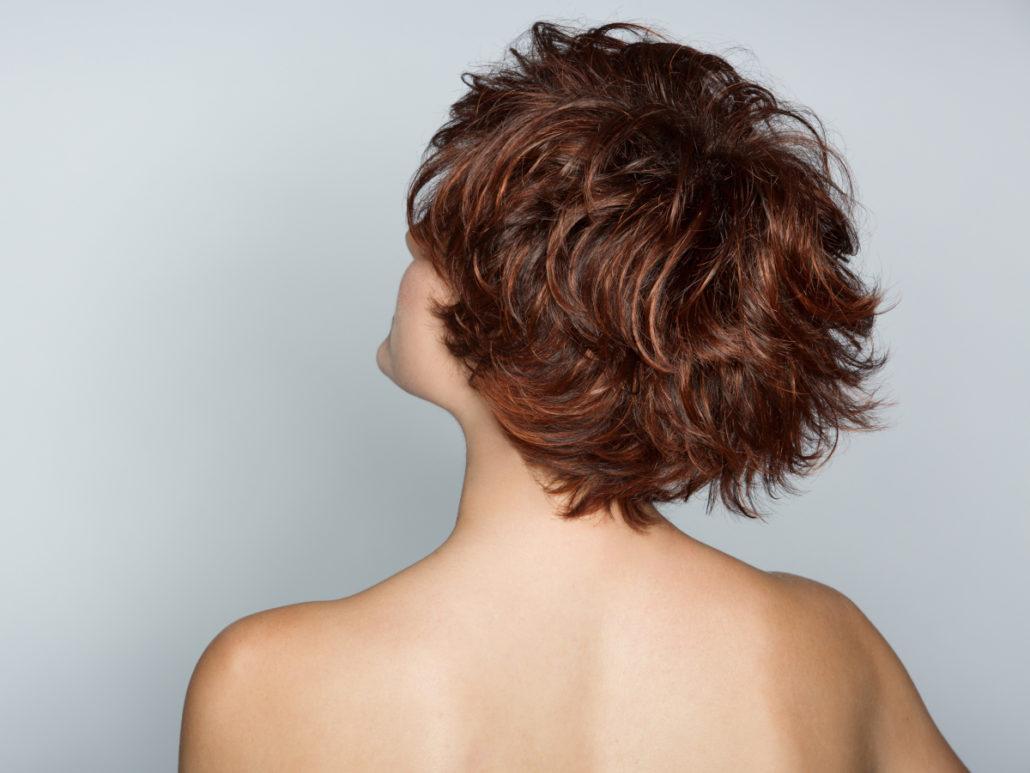 Symbolbild Frisuren kurze Haare