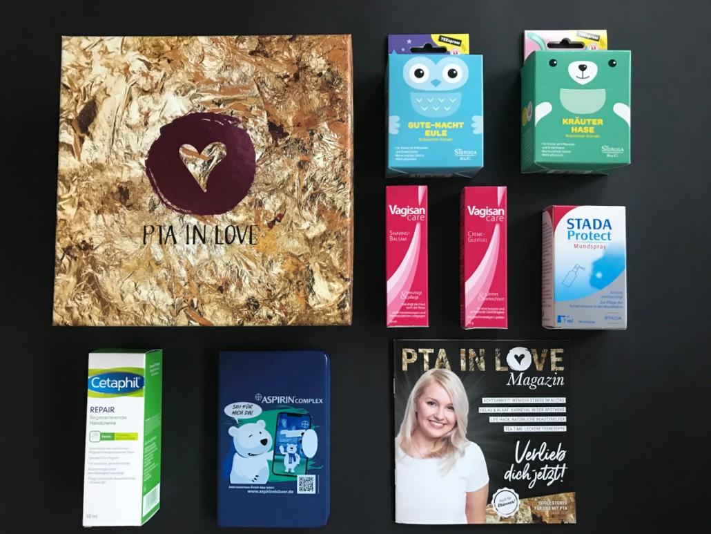 PTA IN LOVE Januar-Box