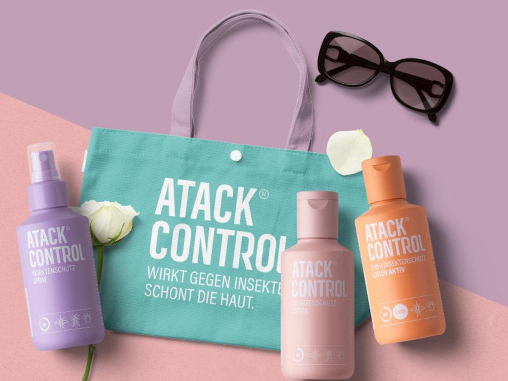 Zeckenschutz Atack Control