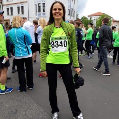 Covergirl Irina Kromer
