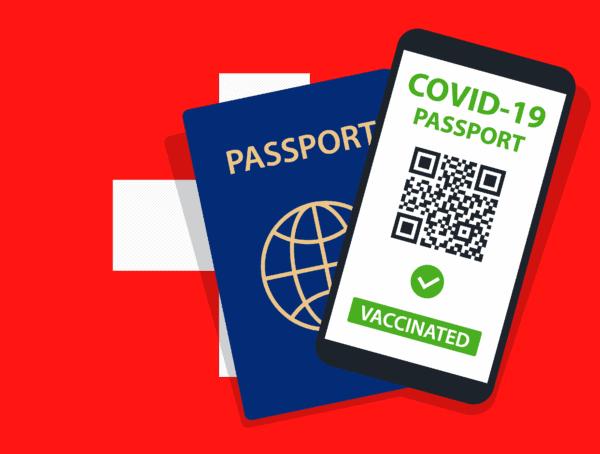 Symbolbild Covid Zertifikat der EU