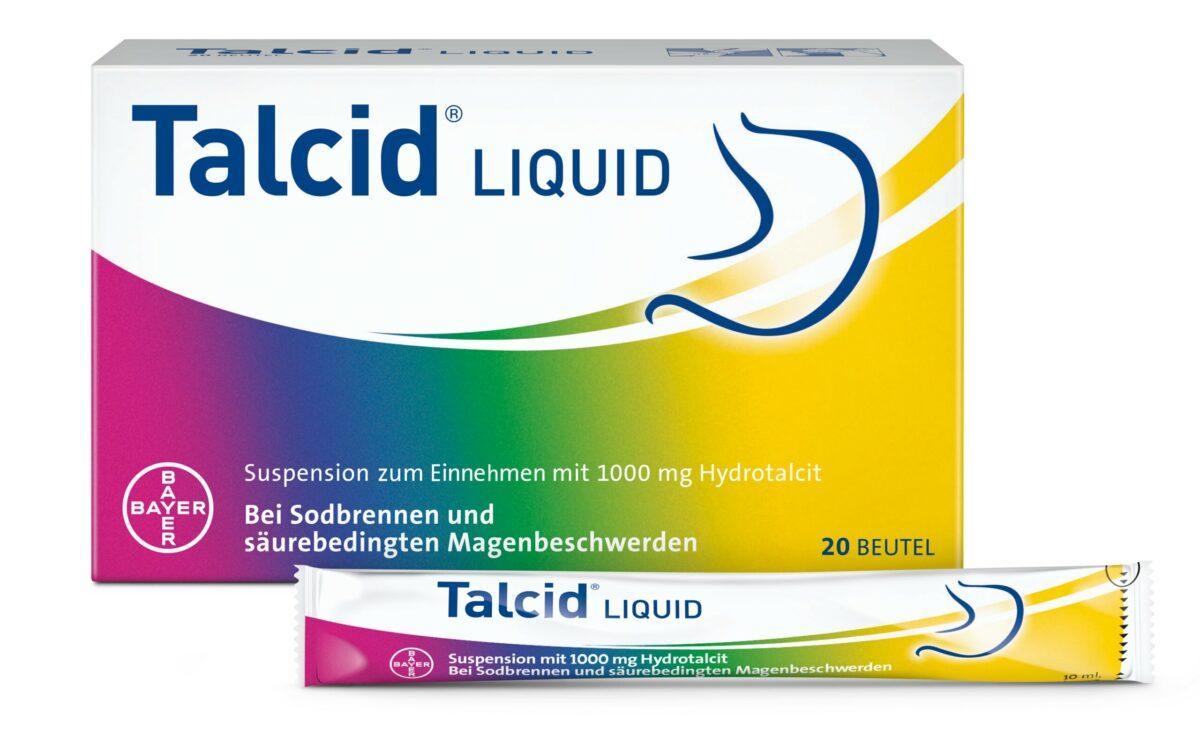 Talcid Liquid 20 Beutel