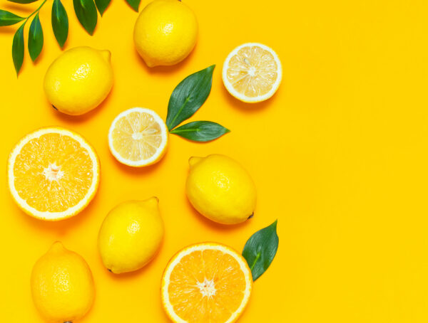 Symbolbild Zitronen Beauty-Geheimtipp
