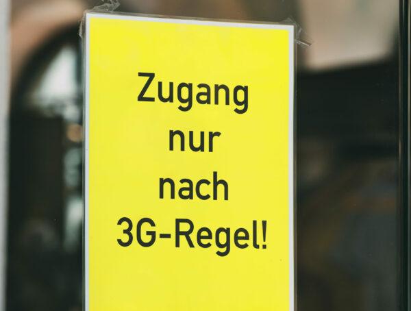 Symbolbild 3G Arztpraxis