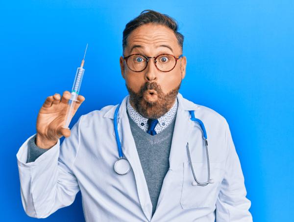 Symbolbild Grippeimpfstoff